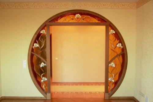 Облагораживание проема межкомнатной двери