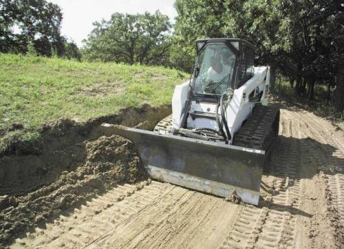 Выравнивание земельного участка, Строительный портал