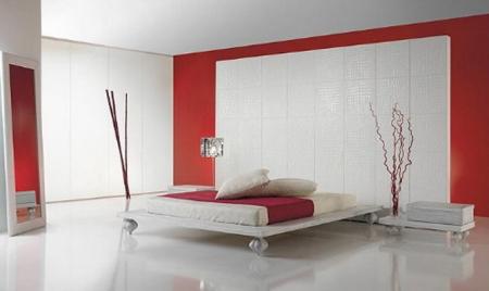 Красная спальня: фото, варианты оформления, Строительный портал