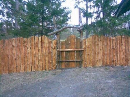 Заборы с гранита своими руками фото 781