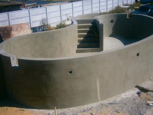 Отделка бассейна своими руками, Строительный портал