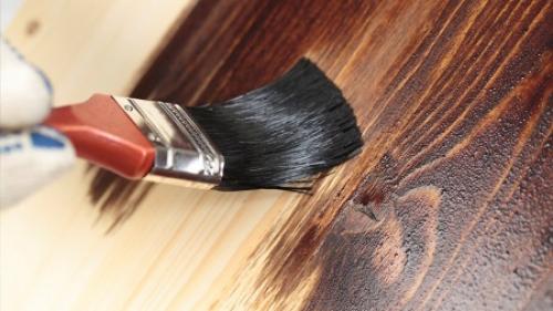 Щетка для браширования дерева