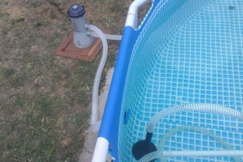Пылесос для бассейна своими руками, Строительный портал