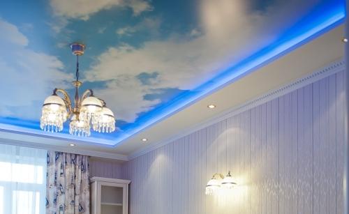 Дизайн если низкий потолок