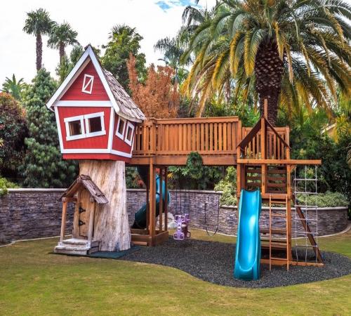 """Результат пошуку зображень за запитом """"детский домик на дереве своими руками"""""""