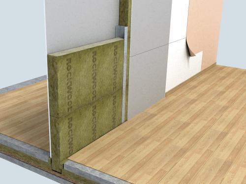 In Einigen Fällen Können Sie Schalldämmung Trennwände In Der Wohnung  Benötigen. Es Wird In ähnlicher Weise Durchgeführt. Nun, Wenn Sie Eine  Lichtschranke ...