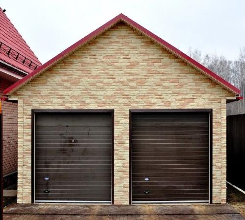 Картинки по запросу гараж на две машины