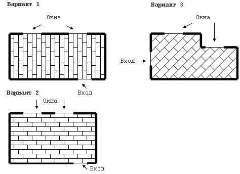 схема укладки ламината,