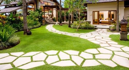 Изготовление садовой дорожки своими руками, Строительный портал