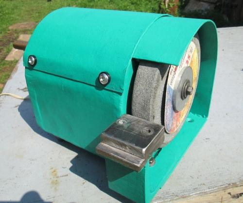 Двигатель от стиральной машины для наждака своими руками