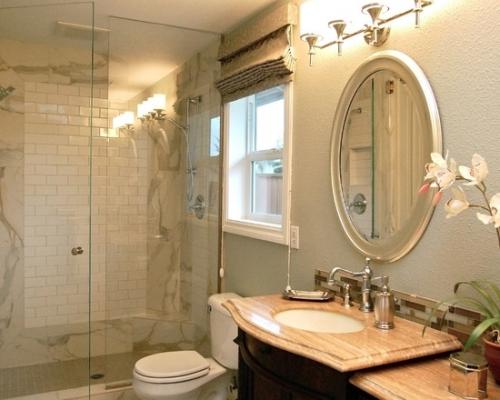 Ремонт ванной комнаты малогабаритной