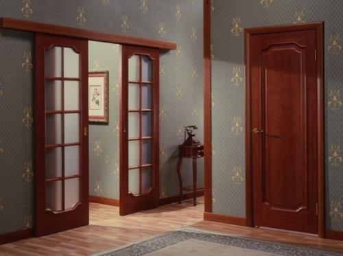 Изготовление межкомнатной двери своими руками, Строительный портал
