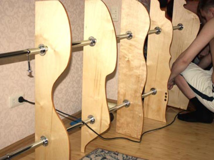 Сделать стеллаж из фанеры своими руками