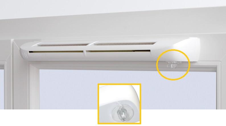 Картинки по запросу приточный клапан на окно