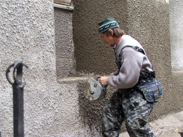 Как сделать шубу для фасада 348