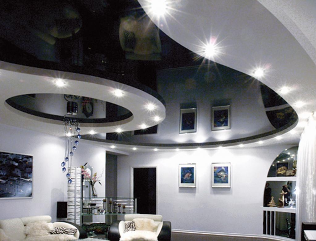 Размеры для натяжные потолки