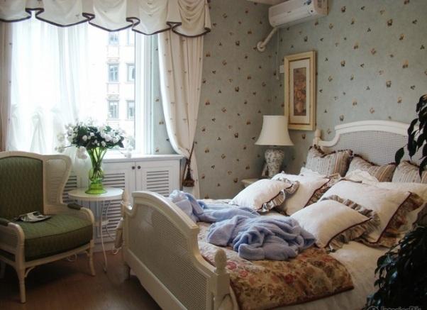 Спальня в стиле кантри практические рекомендации по