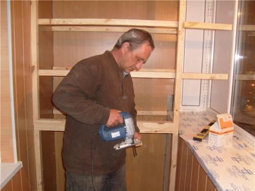 Изготовления шкафов своими руками