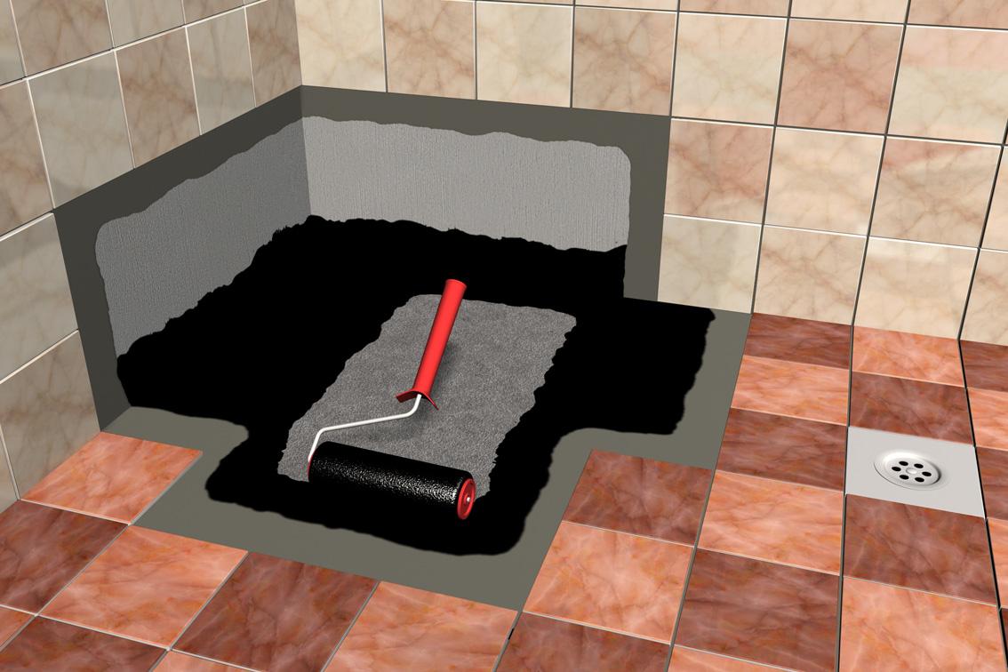 Технониколь гидроизоляция душевых кумароно каучуковая коллоксилиновая мастика применяется резиново битумная масляно меловая