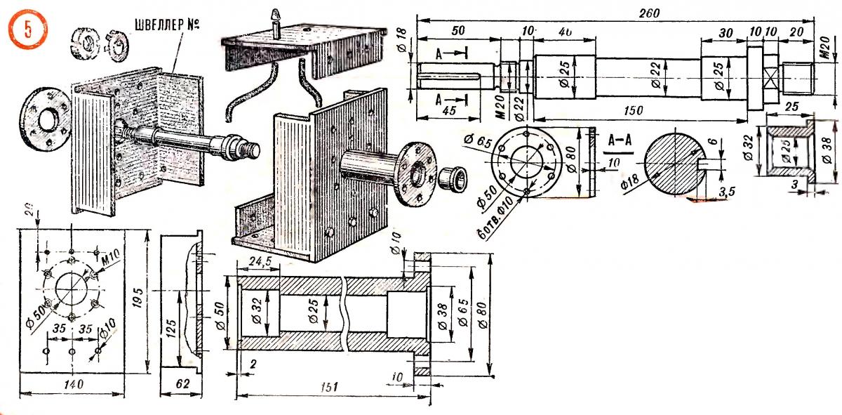 При их помощи самодельный токарный станок сможет выполнять, кроме заточки инструмента, полировку или шлифовку...