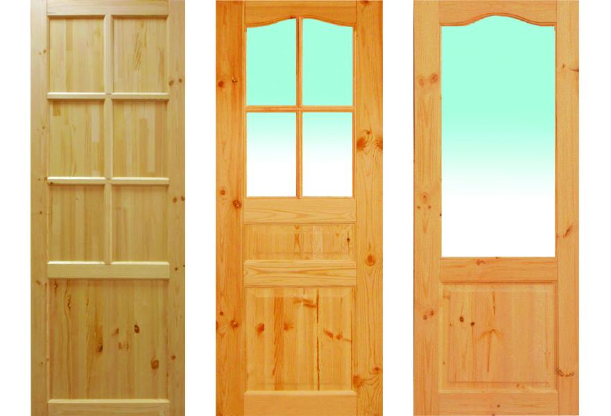 Как сделать межкомнатную дверь из дерева своими руками