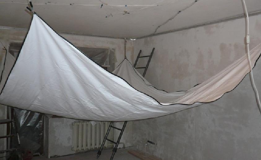 Enduit deco sur placo colmar devis construction maison - Peindre plafond au pistolet ...