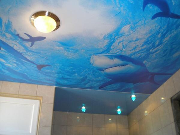 Каталог фотопечати для натяжных потолков виста дизайн