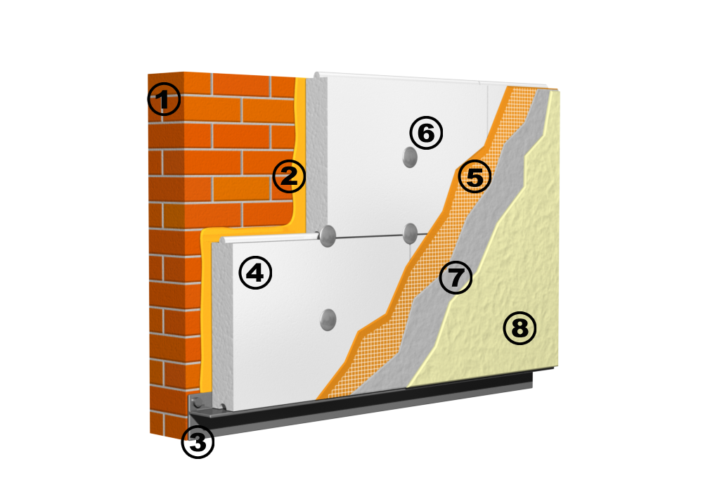 Акт приемки и отделки фасада