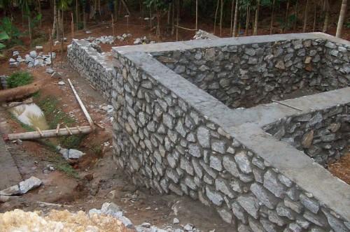 Раствор цементный для бутовой кладки цветник из бетона