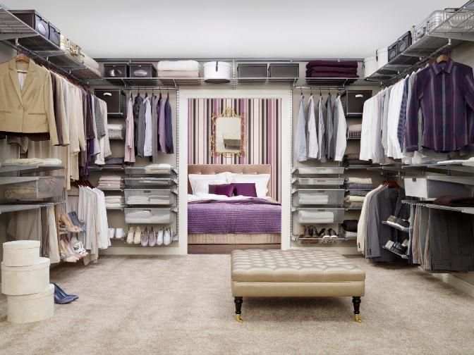 гардеробные комнаты дизайн проекты фото 7
