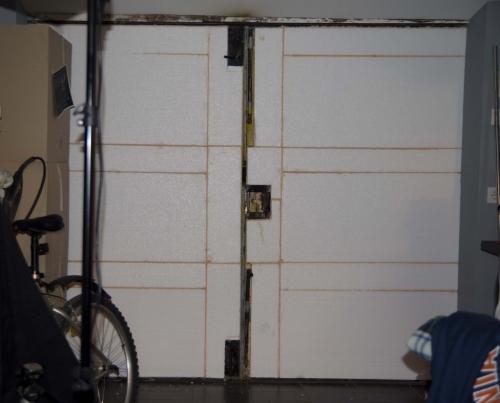 Как сделать гаражные ворота своими руками Строительный портал